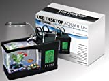 Fascinations FISHQ1 USB Desktop Aquarium