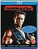 Commando [Blu-ray] [Import belge]