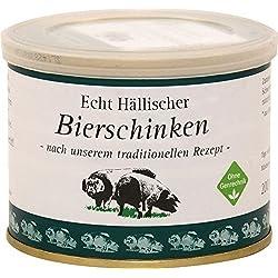 Bäuerliche Erzeugergemeinschaft Bierschinken vom Schwäbisch-Hällischen, 200g