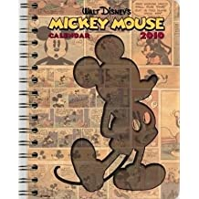 Mickey Mouse 2010. Buchkalender