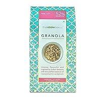 TheNibbleBox Pink City Breakfast Granola Box 100g