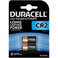 Duracell Ultra Power Type AA Alkaline Batteries, pack of 2