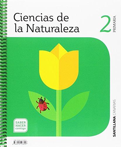 CIENCIAS DE LA NATURALEZA  2 PRIMARIA SABER HACER CONTIGO