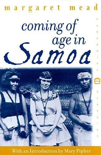 Coming of Age in Samoa (Perennial Classics)