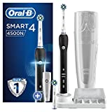 Oral B Elec Smart 4 4500 N CrossAction – Cepillo de dientes eléctrico recargable