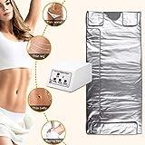 TOPQSC Far Infrared Sauna Decke Khan-Dampf-Decke 3 Zones (FIR) Körperformer für Body Sauna Schlankheits-Decke die Decke Abnimmt Entgiftet Schönheit Detox-Therapie Anti-Aging-Schönheits Maschine
