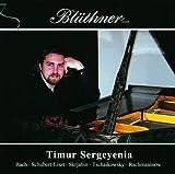 Timur Sergeyenia am Blüthner