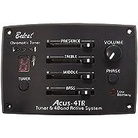 Belcat ACUS-4TR 4 Band aktiver Vorverstärker mit EQ