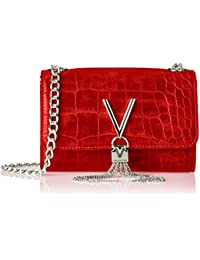 Mario Valentino Damen Divina Business Tasche, 4.0 x 11.5 x 17.0 cm