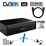 Crypto ReDi S100PH DVBS2 Satelliten receiver für...