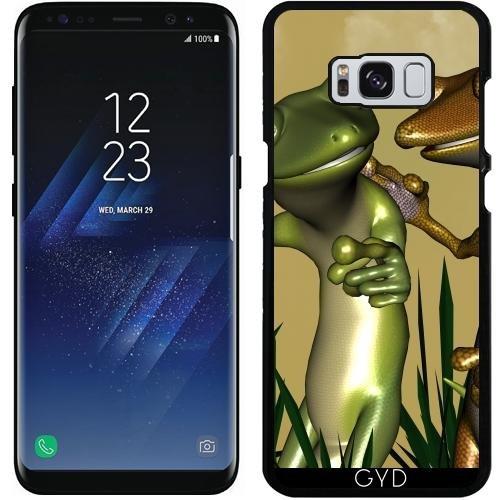 Hülle für Samsung Galaxy S8 - Freunde by nicky2342 (C Artoon)