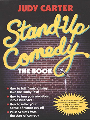 Stand up Comedy: The Book por J. Carter