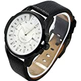 Curren Casual Watch For Men Analog Leather - M8124