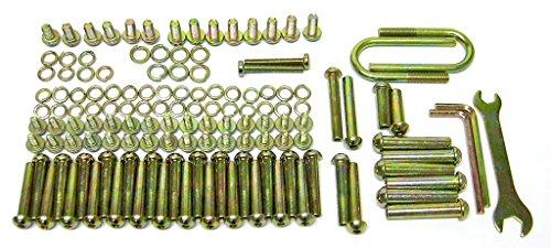 1 Schraubenset zu Schaukelgestell mit Nestschaukel 120 / 64023