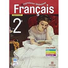 Français 2e : Manuel élève