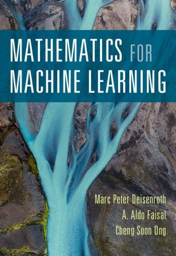 Mathematics for Machine Learning (Aldo-computer)