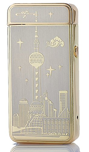 best-electric-lighter-cjoy-electronic-arc-lighters-usb-rechargeable-flameless-oriental-pearl-landmar