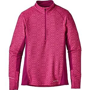 Patagonia W 'S All Weather Zip Neck Shirt, Damen