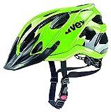 Uvex, Stivo C Casco per Mountain Bike, Unisex, stivo c, Verde/Nero, M