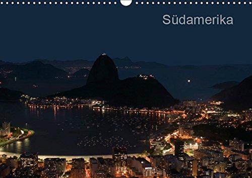 Südamerika (Wandkalender 2019 DIN A3 quer): Eine Reise durch Südamerika (Monatskalender, 14 Seiten ) (CALVENDO Orte)