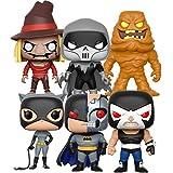 Funko POP! Batman The Animated Series 6 Pack: Clayface + Bane + Batman (Robot) + Catwoman + Scarecrow + Phantasm - Vinyl Figure Set NEW
