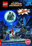 LEGO DC Comics(TM) Superhelden. Für Gerechtigkeit!: Rätselbuch mit Minifigur / COOLE RÄTSEL - SPANNENDE GESCHICHTE - LUSTIGE COMICS