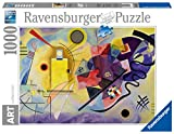 Ravensburger 14848 Kandinsky, Wassily: Yellow, Red, Blue Puzzle, 1000 Pezzi