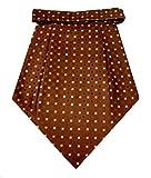 The Vatican Pure Silk Cravat