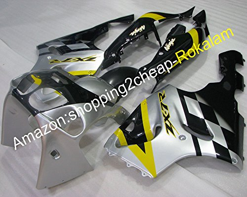 Hot Sales, Zx-7r Ninja 1996-2003 Carénage pour Kawasaki Zx7r 96 97 98 99 00 01 02 03 ZX 7R Moto carrosserie ajustement