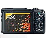 3 x atFoliX Protecteur d'écran Canon PowerShot SX710 HS Film Protection d'écran - FX-Antireflex anti-reflet