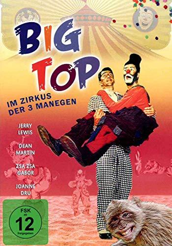 Big Top - Im Zirkus der 3 Manegen (Der Zirkus-Clown)