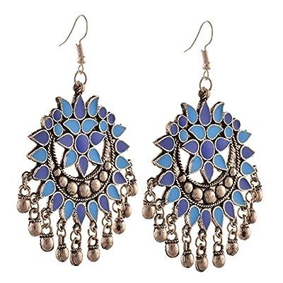 4aaf3c619 Tiaraz Fashion Stylish Oxidised Afghani Tribal Fancy Party Wear ...