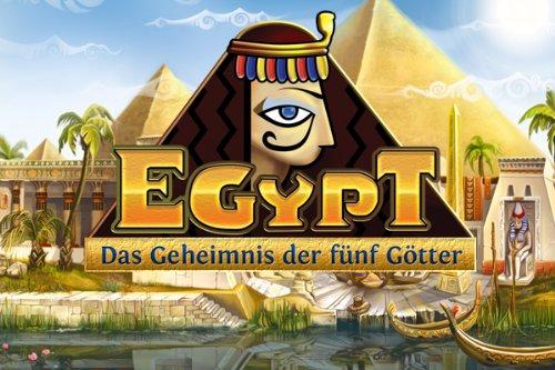 Egypt Das Geheimnis der fnf Gtter