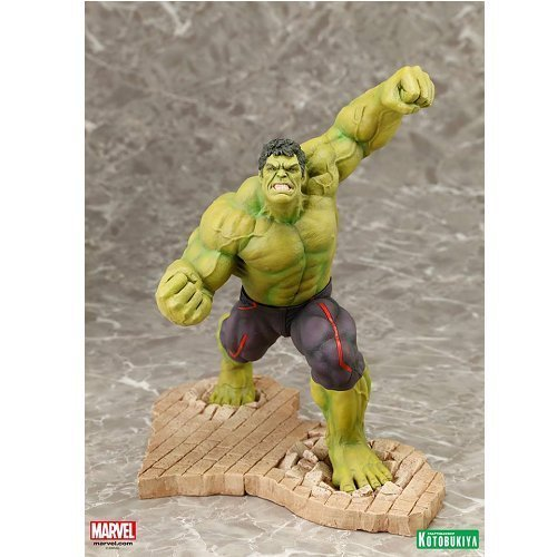 Kotobukiya ArtFX + Avengers Age of Ultron Hulk Statue by Kotobukiya