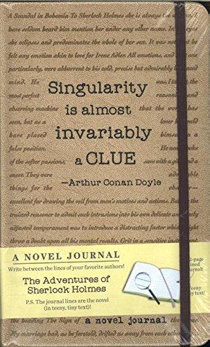 Novel Journal: The Adventures of Sherlock Holmes (Compact) (A Novel Journal)