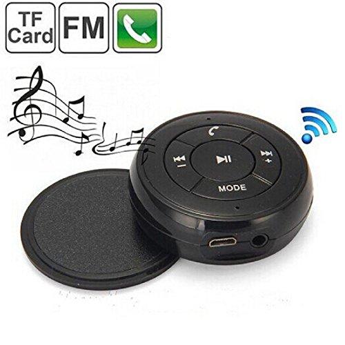 Tongshi Altavoz audio AUX Bluetooth receptor de la música del adaptador de manos libres del coche de 3.5mm