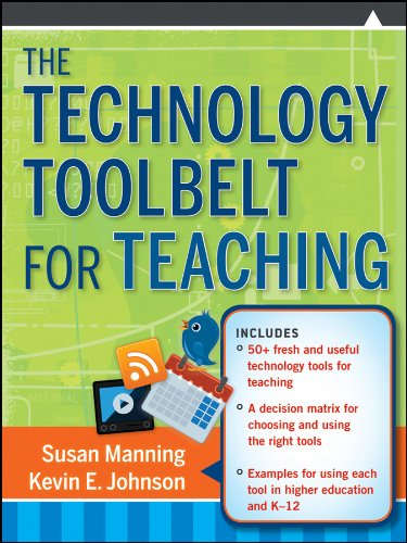 The Technology Toolbelt for Teaching (Jossey-Bass Higher and Adult Education (Paperback))
