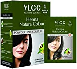 #9: VLCC Henna Natura Color, Black, 100g
