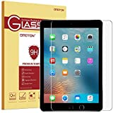 OMOTON Vitre Film Protection Apple iPad Air/iPad Air 2 /iPad Pro 9.7 En Verre Trempé,Ecran ...