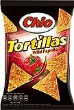 Chio Tortilla Chips Wild Paprika, 5er Pack (5x 125 g)