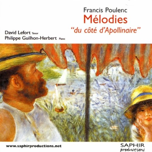 Banalites - Guillaume Apollinaire - Fagnes De Wallonie (Francis Poulenc)