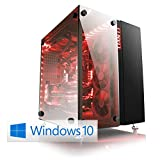 High End Gaming-PC - BoostBoxx Exxtreme 5720 - Intel Core i9-7980XE 18x 2600 MHz, 2000GB M.2-SSD, 2x...