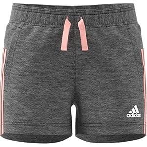 adidas Mädchen Yg 3s Shorts
