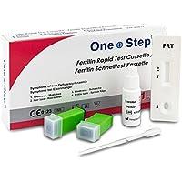 One+Step Eisenmangel Ferritin Test Set - Selbstest für Zuhause preisvergleich bei billige-tabletten.eu