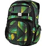 Nitro Rucksack Hero, Schulrucksack, Schoolbag, Daypack, geo green, 52 x 38 x 23 cm, 37 L