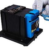 NOBGP Amoladora eléctrica de 96 vatios, afilador de Cuchillos multifunción Herramienta de Taladro de rectificado para lijar, lijar, afilar, pulir