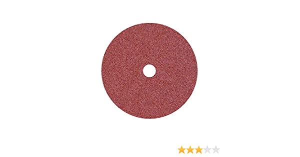 /Ø 406 mm // 25 mm 5 Disques abrasifs MioTools pour monobrosse double face grain 24