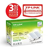 TP-LINK TL-PA411KIT AV500 500 Mbps Nano Powerline Adapter Starter Kit - Twin Pack Bild 2