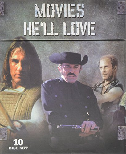 Movies He'Ll Love Boxset (10pc) / (Aus) [DVD] [Region 1] [NTSC] [US Import] - Mission Hills Collection