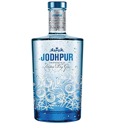 Jodhpur Gin, 1er Pack (1 x 700 ml)